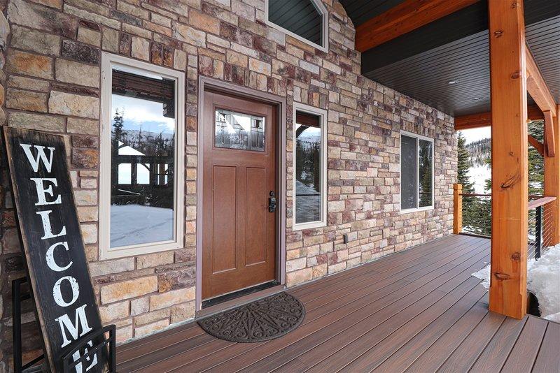 Kodiak Cabin - Great cabin located in upscale Steam Engine subdivision, holiday rental in Parowan