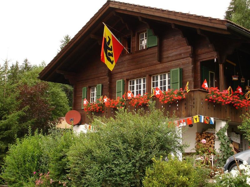 Bach, vacation rental in Lenk im Simmental