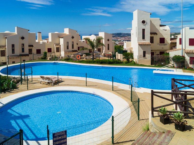 Vista Bahía, holiday rental in Casares del Sol