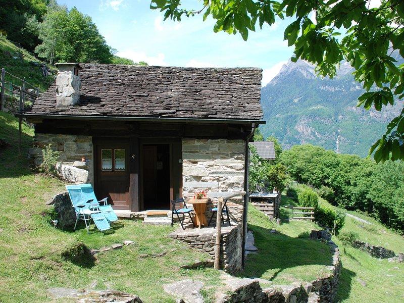 Rustico Fey, holiday rental in Acquarossa