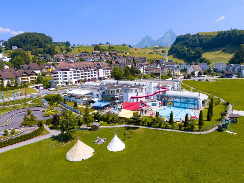 Swiss Holiday Park, vacation rental in Gersau
