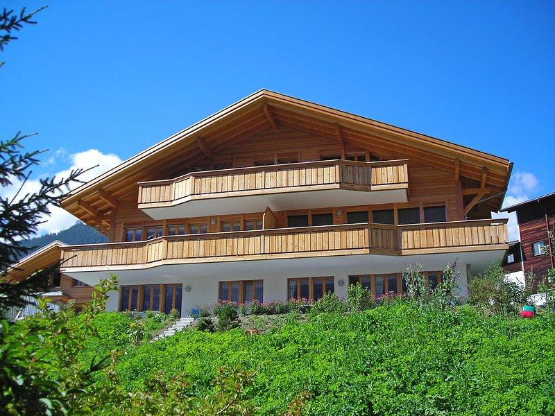 Chalet Pfingsteggblick, location de vacances à Grindelwald