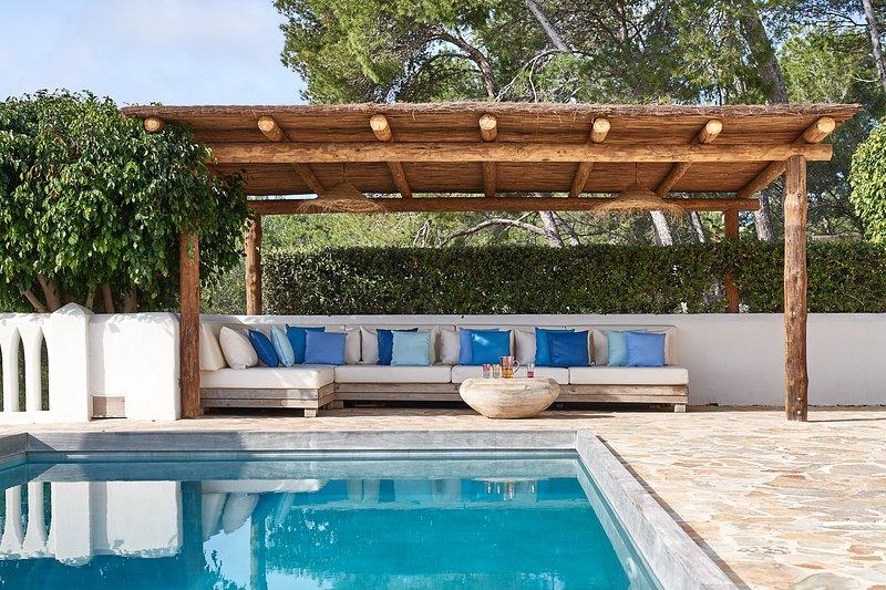 Charme and peaceful, location de vacances à Ibiza