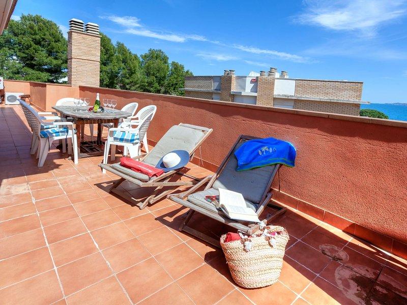 Cap Ras II, holiday rental in Colera