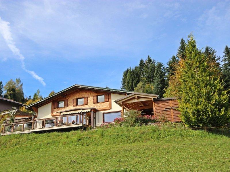 The Schatzie, holiday rental in Langenegg