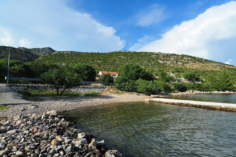 Two bedroom apartment Seline, Paklenica (A-6564-b), holiday rental in Seline