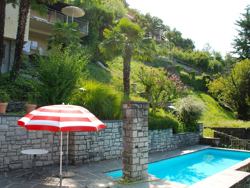 Nido di Rondine, vacation rental in Gandria