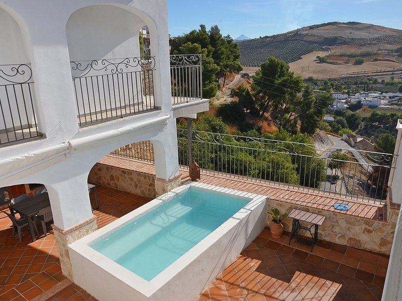 Torreon de Morayma, holiday rental in Baena