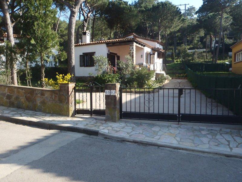 Villa Ana, holiday rental in Regencos