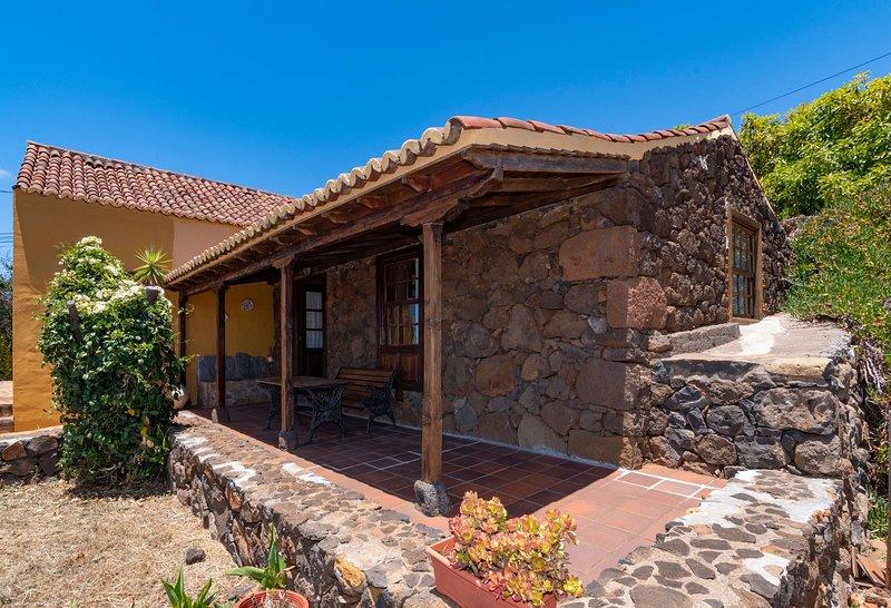 Holiday cottage in Punta Gorda, aluguéis de temporada em Garafia