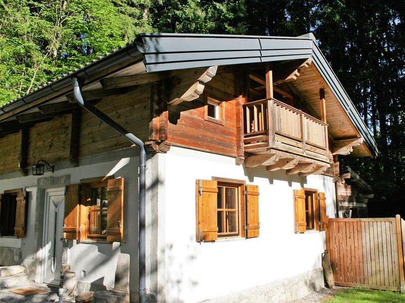 Im Wald, alquiler vacacional en Bischofshofen
