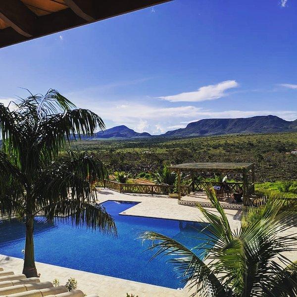 Villa Annapurna, vacation rental in Alto Paraiso de Goias