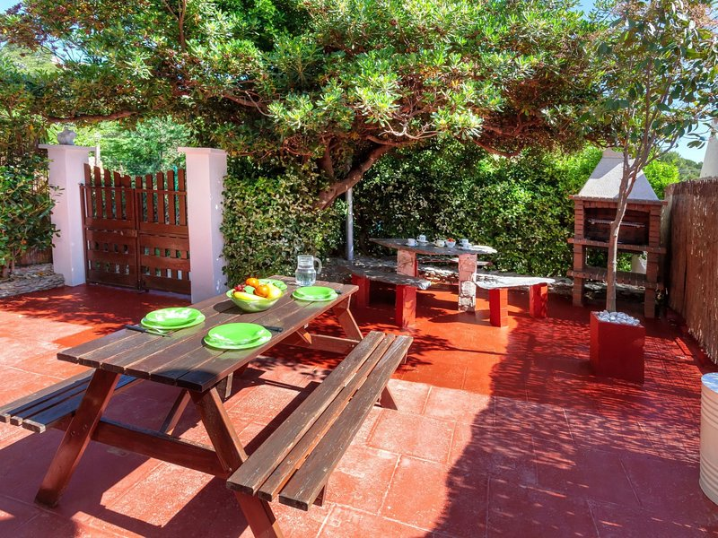 Grifeu, holiday rental in Colera