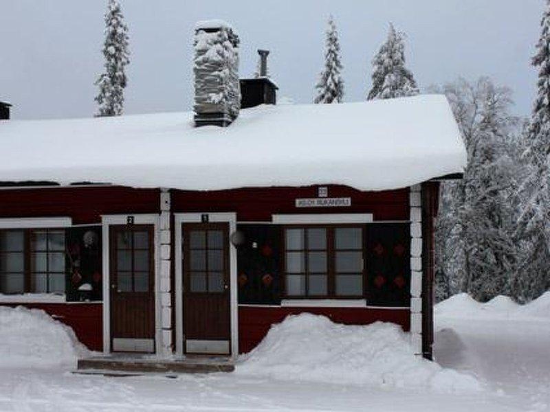 Rukansyli 1, location de vacances à Vallioniemi