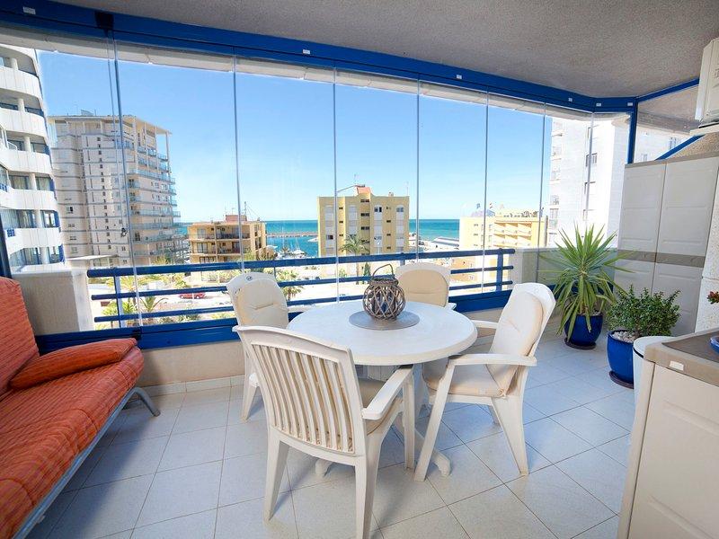 Turquesa Beach, holiday rental in La Llobella