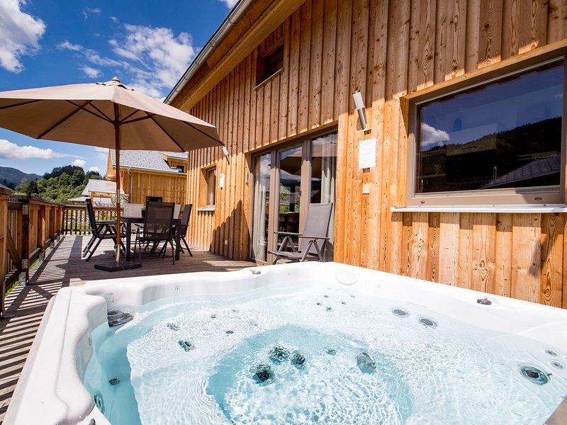 Sonneck mit Outdoor Jacuzzi, holiday rental in Sankt Georgen ob Murau
