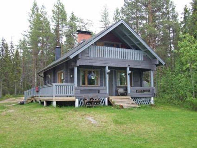 Kumpulahti, holiday rental in Vallioniemi