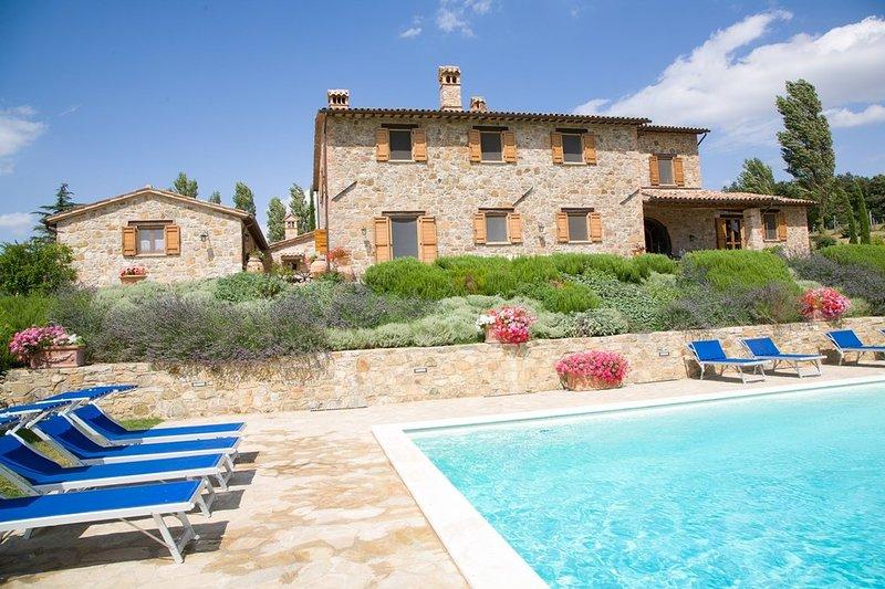 Villa Umbra, Ferienwohnung in Romazzano