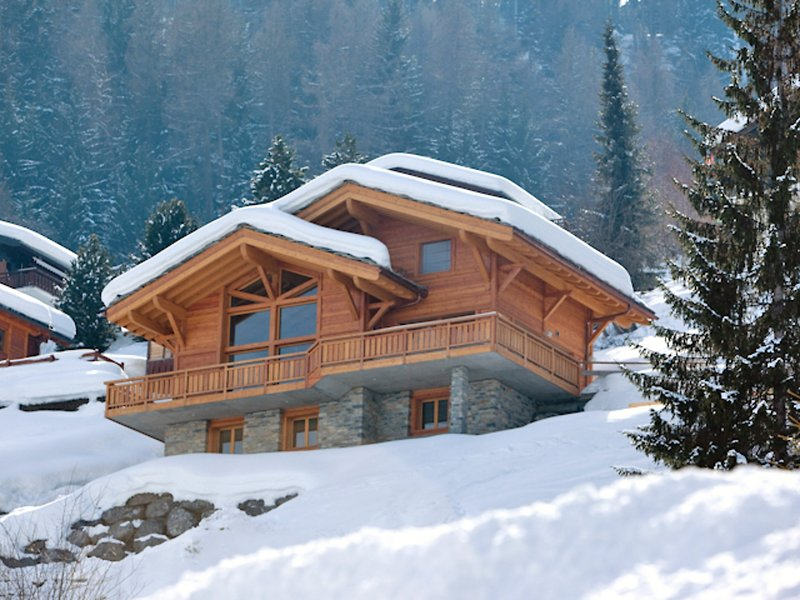 Chalet Les Roches, vacation rental in Nendaz