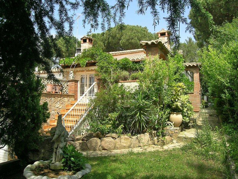 El Palomar, holiday rental in Regencos
