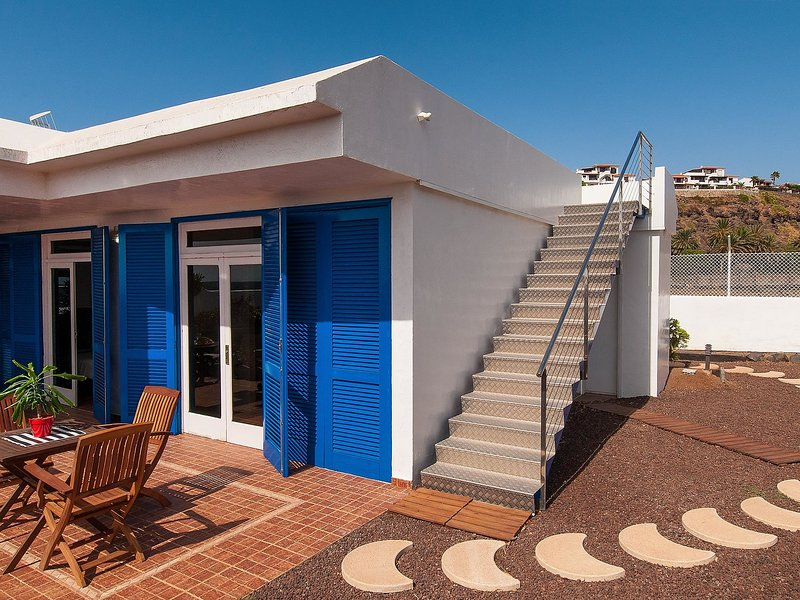 Casa de Playa en Agaete, holiday rental in Puerto de las Nieves