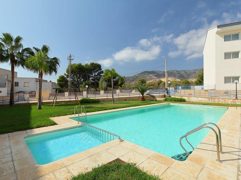 Residencia Alcanar C, casa vacanza a Les Cases d'Alcanar