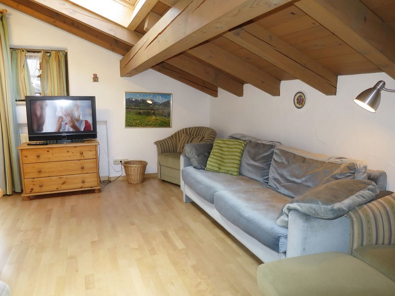 Wohnung 8 (Am Sonneneck), vacation rental in Ruhpolding