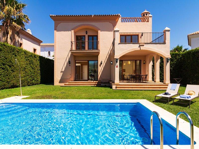 Villa Resina Golf, vacation rental in Estepona