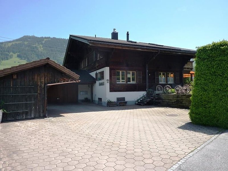 Aebnetbode, vacation rental in Chateau-d'Oex