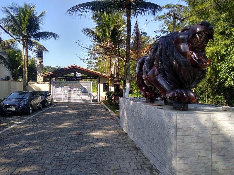Casa em condominio fechado  Praia de Juquehy-São Sebastião-Sp, vacation rental in Sao Sebastiao