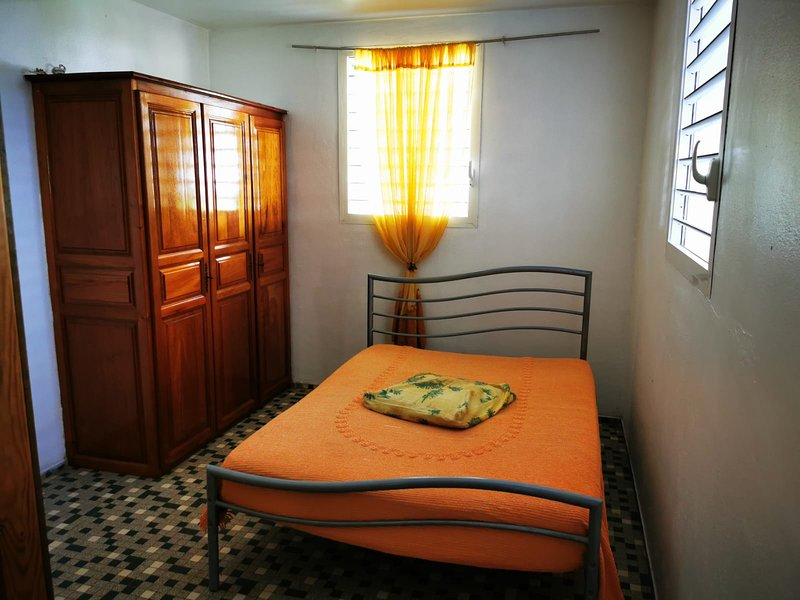 Nice house with terrace & Wifi, holiday rental in Morne-A-l'Eau