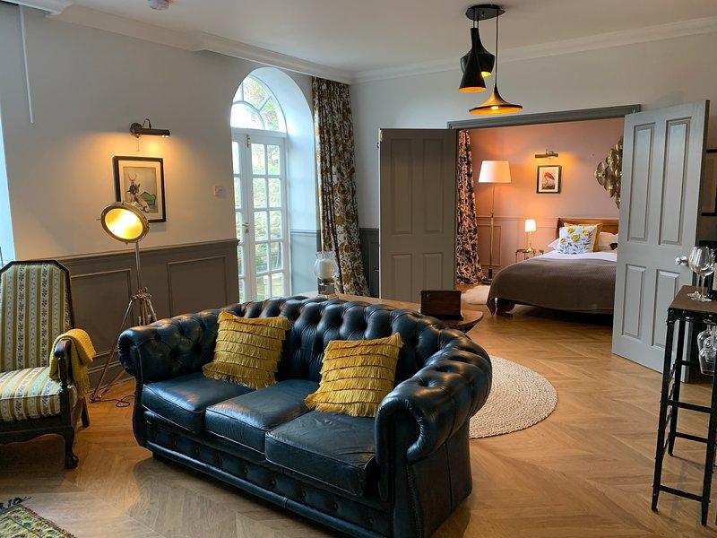 The Nook at Hampstead House, location de vacances à Slaley