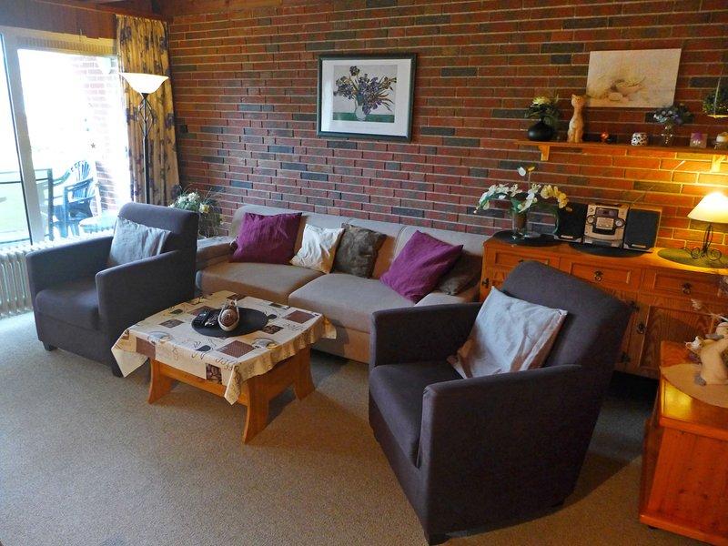 Herzmuschel, vacation rental in Norddeich