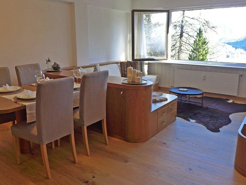 Chesa Cripels I, location de vacances à Engadin St. Moritz