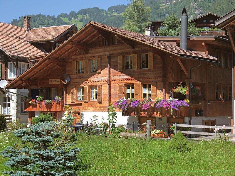 Grosshorn, holiday rental in Lauterbrunnen