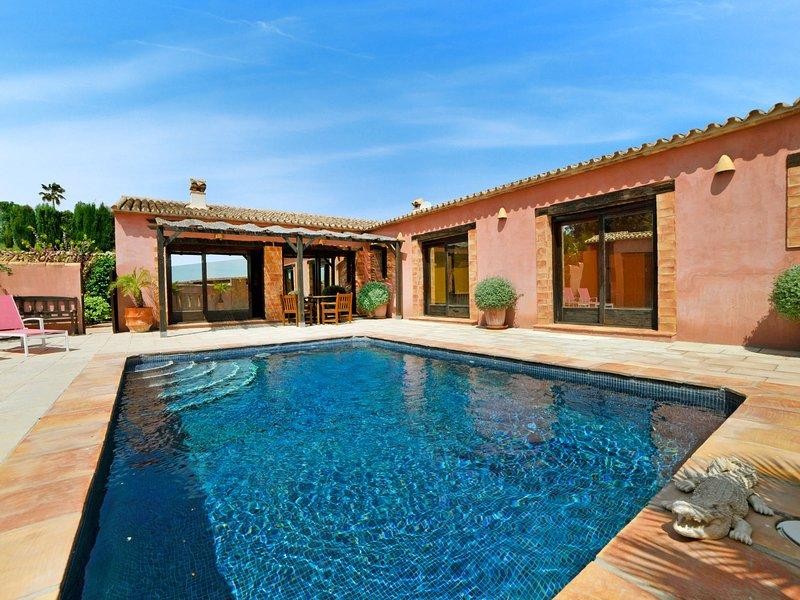 La Caseta, holiday rental in Canor