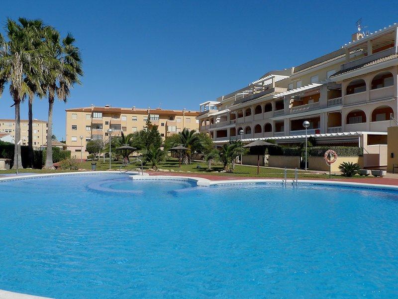 Luz del Mediterraneo, holiday rental in Els Poblets
