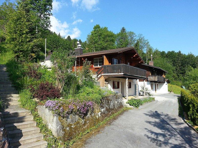 Im Gus, holiday rental in Oberterzen