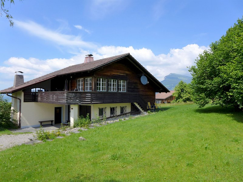 Panoramablick, holiday rental in Leissigen