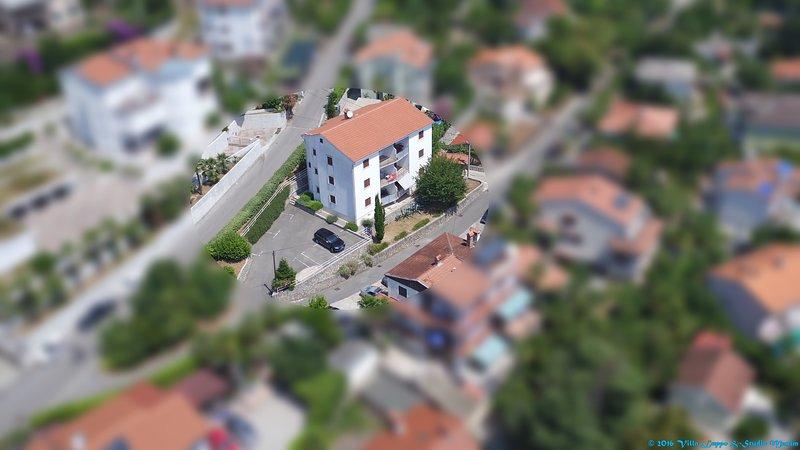 VILLA LUPPO app. Margarita, holiday rental in Liganj