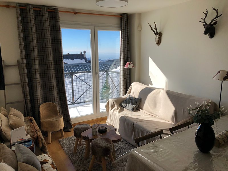 Apartment - 100 m from the slopes, alquiler vacacional en Sierra Nevada