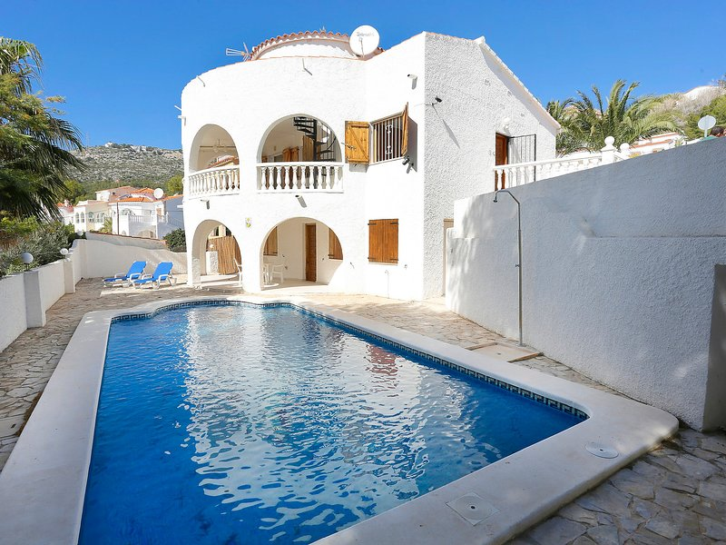 Las Fuentes, holiday rental in Alcala de Xivert