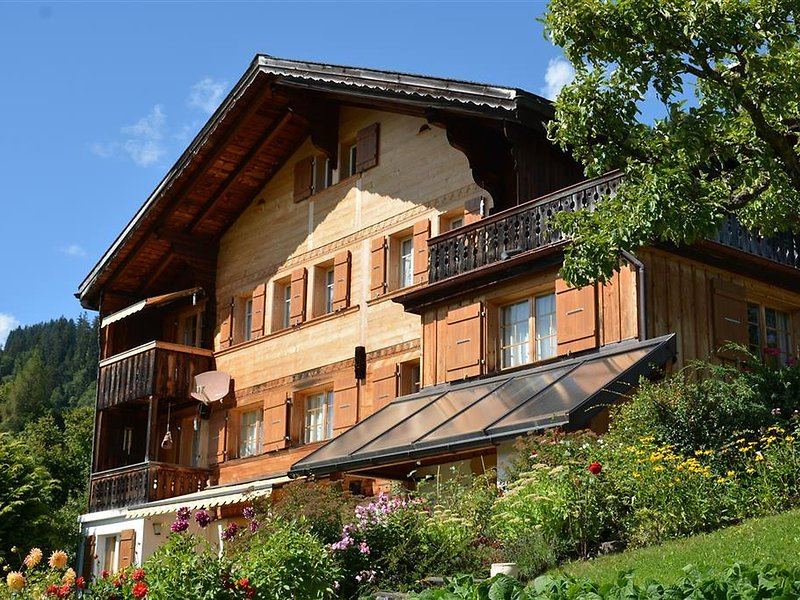 Meielblick, holiday rental in Chateau-d'Oex