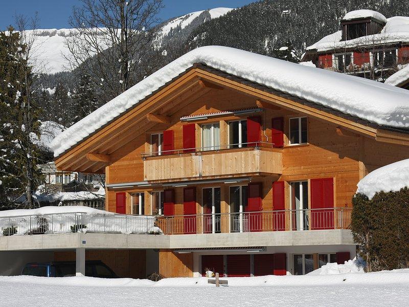 Chalet Almisgässli, holiday rental in Grindelwald