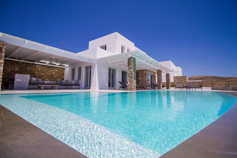 Villa Ocean, alquiler vacacional en Elia