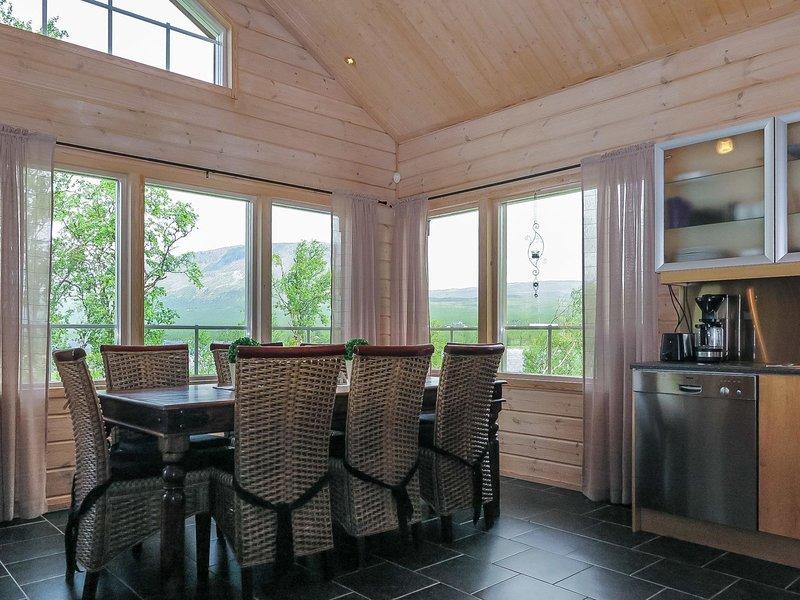 Haltinsaana, holiday rental in Kilpisjarvi