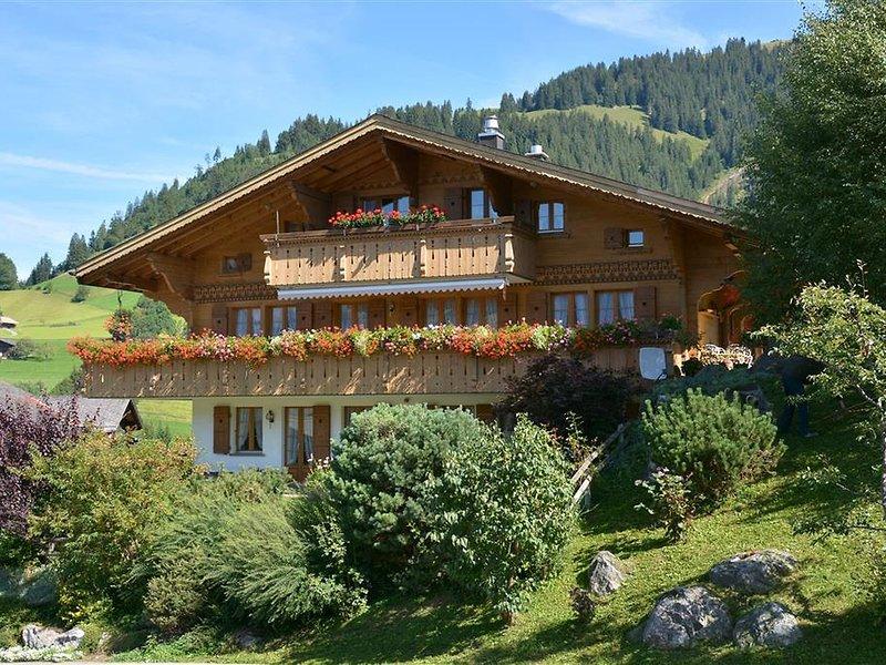 Alegria (Parterre), aluguéis de temporada em Gstaad