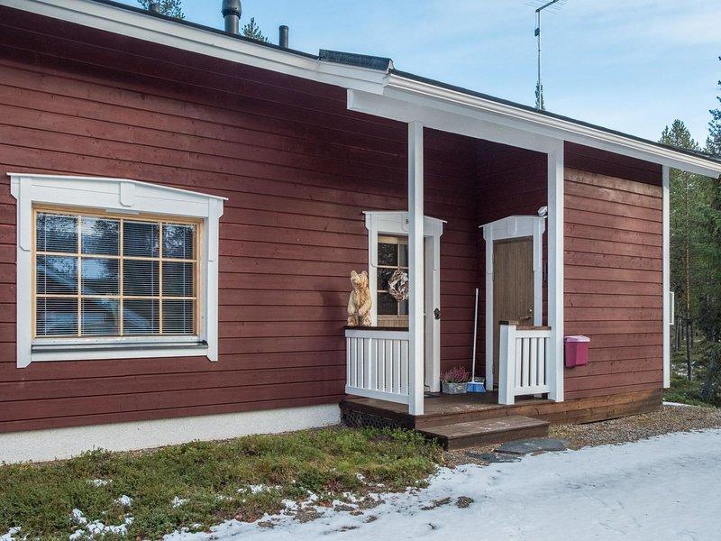 Levin ruska b, holiday rental in Kittilä