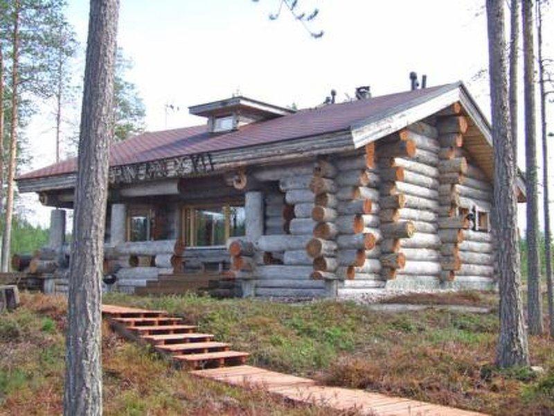 Kuukkelin kumpu, holiday rental in Vallioniemi
