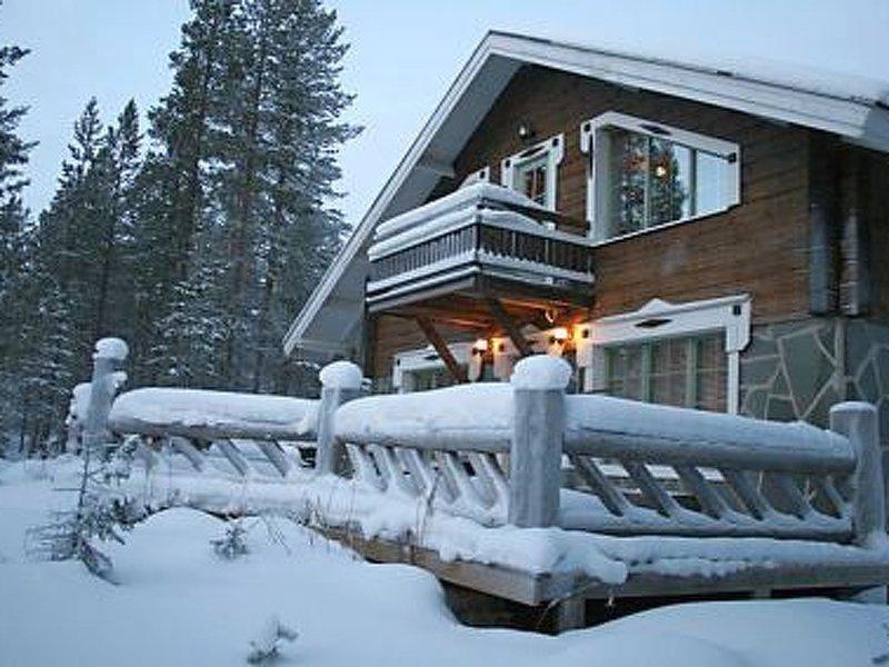 Villa pirkkalinna, holiday rental in Levi